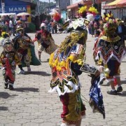 Traditional Guatemalan Dances by John McGrath