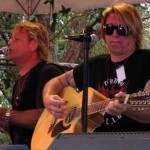Brian Howe (ex Bad Company, the super group from the 70s and 80s) and friends