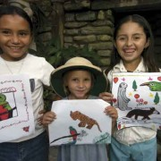 Teaching children to care for wildlife