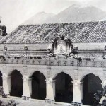 University of San Carlos, south of the cathedral, in 1763