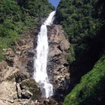 At 133 meters, the majestic Salto de Chilascó is Central America's tallest waterfall