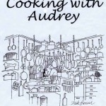 Cooking with Audrey book