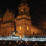 Holy Week in Guatemala City