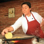 Making Fresh Tortillas by Rudy Giron - AntiguaDailyPhoto.com