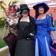 Antigua Masquerade Ball