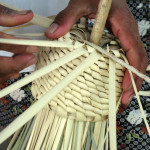 Before the brooms make it to market to be sold, numerous labor-intensive steps are involved.