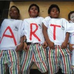 Young artists help promote festival