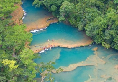 Semuc Champey (photo by Thor Janson)