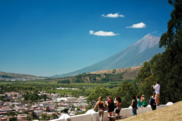 Cancula days around Antigua Guatemala (photo by Rudy A. Giron)