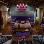 Las Jacarandas room at Mil Flores Luxury Design Hotel La Antigua Guatemala