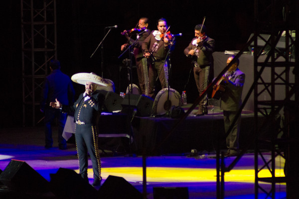 Photo Gallery of Vicente Fernndez Farewell Concert in Guatemala by Nelo Mijangos