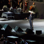 Photo of Vicente Fernández Farewell Concert in Guatemala by Nelo Mijangos