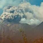 Photos of Guatemala's Fuego Volcano Erupting by Rudy Giron
