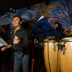 Live Music at Las Palmas in Antigua Guatemala by Nelo Mijangos