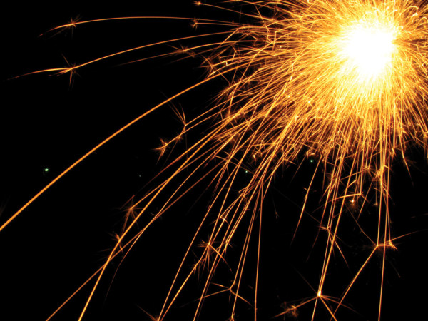 """Fireworks (photo by <a href=""""http://photos.rudygiron.com"""">Rudy Giron + photos.rudygiron.com</a>)"""