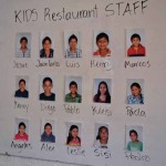 Staff roster