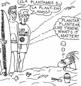 Comics of The Zen of Plant(e)ar