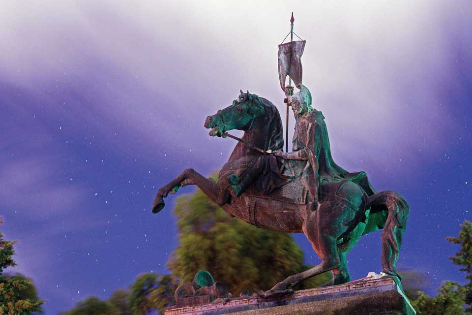 SANTIAGO, Patron Saint of La Antigua. photo: [nelo] Mijangos - http://nelomh.com