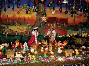 Nativity Scenes Guatemala