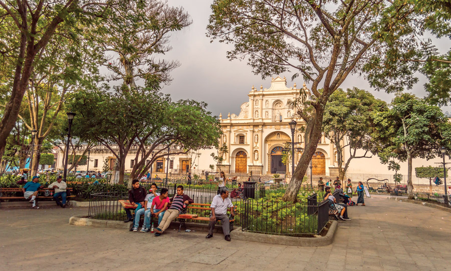 central park guatemala