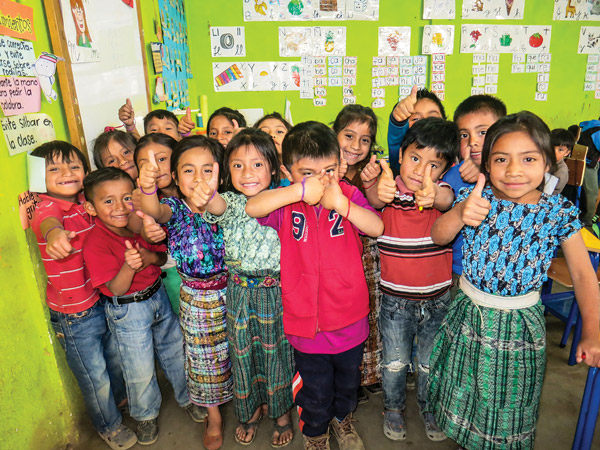 Diffilculties of Education in Guatemala