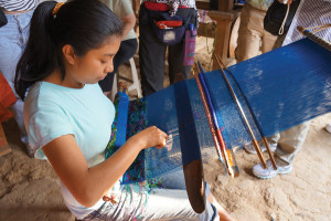 Traditional Mayan Weaving vs Machines