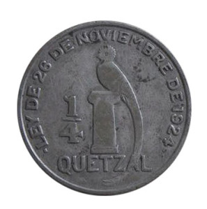 A Coin Collector in Guatemala