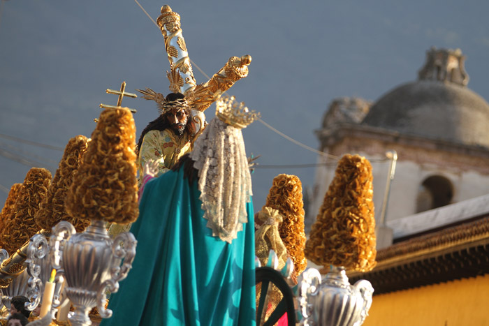 Lenten Season in Antigua