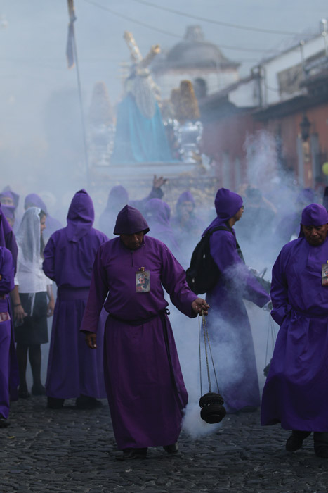 Lent Season in Antigua