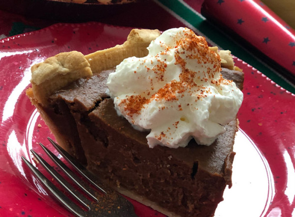 Holiday pie With a Guatemalan Twist