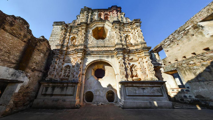 Restoration and Conservation in La Antigua Guatemala