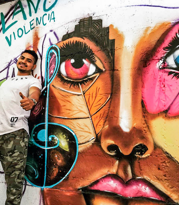 Using Street Art to Empower at-risk youth in Guatemala