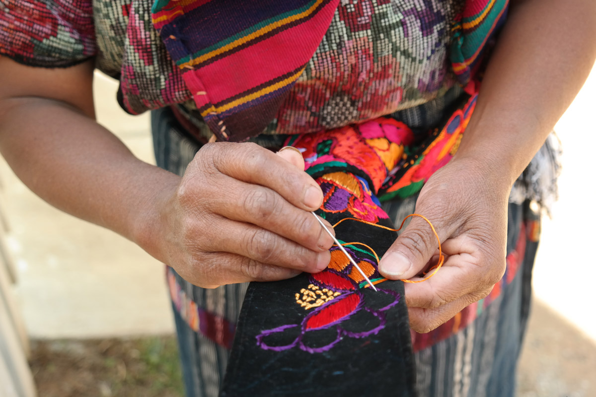 """2nd Place Judges Vote """"Blessing hands"""" Chichicastenango by Cristhian Salazar"""