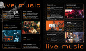 REVUE&#039;s Live Music Calendar